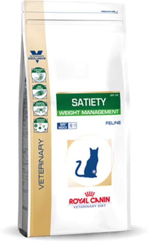 Royal Canin Satiety Weight Management - Kattenvoer - 6 kg